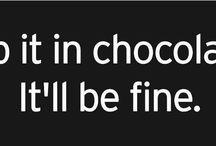 Ohhhh Chocolate!!! / by Diane Minchew