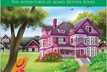 Agnes Hopper Shakes Up Sweetbriar, a southern cozy / Artistic creations related to my book