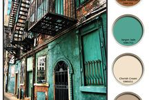 TurQuoise tEaL, MY ObseSSion!! / by Tristie Bailey