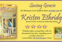 Kristen Ethridge Books -- Saving Gracie / A Pinterest board dedicated to my debut book, Saving Gracie, from Harlequin Love Inspired