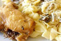 Κοτόπουλο / Συνταγές με κοτόπουλο και πουλερικά