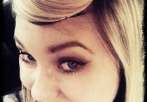 Hair, Make-up and Nails! / by Angie Hurst