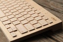 Wood Attitude! / Collection of wooden gadget, naturally inspired!