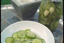 Salads / by Monica Ghioc-Brickley