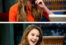 Shailene woodley / I'm just adding all my favourite celebrities and you all know she's a cutie <4