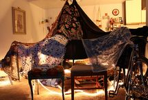 Fort + Treehouse Love