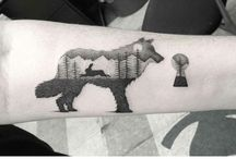Tattoo / Tattoo ideas - places, fonts, motives..