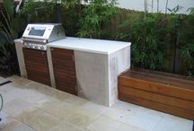 Alfresco and outdoors kitchen ideas
