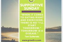 Supportive Sunday