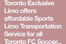 Toronto FC Soccer Game Limo Service 1 416 845 5005