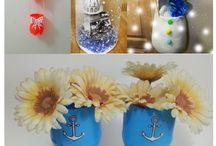 DIY Recycling Projects / It's not really junk; ask a crafter! / by 10marifet