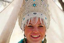 Καπέλα / kokoshnik
