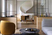 belsőépítészet (nappali)