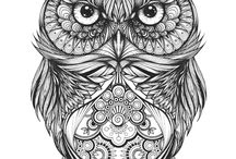 Cool pics to colour for adults