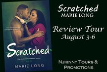 Review Tour: Scratched by Marie Long (3-6 August)