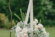 decoración floral bods