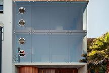 Exterior Details / Examples of stylish and unusual exterior elements from both residential and commercial spaces.