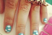 Nalis / Nails and tips