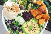Micro greens in food