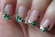 Nails - ST. PATRICK'S DAY