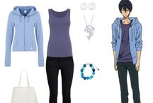 Casual cosplay outfits I would wear!
