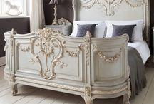 Sweet Dreams / Beautiful bedroom interior design.