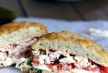 Recipes - Sandwiches / Sandwich recipes