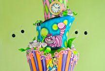 Disney Cakes / by Sonia Torres