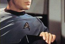 Spock, Leonard Nimoi, mind