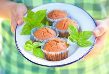 Inspiration Salée ~ Muffins & Cakes
