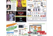 Zohraa in Print / Print ads
