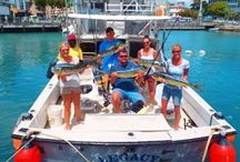 Legacy Fishing Charters / Experience a fishing trip on Legacy Fishing Charters with Captain Jono Jones in Barbados. / by Totally Barbados