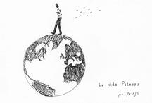 La Vida Patossa | illustration by Patossa / Todas las viñetas de La vida Patossa en FaceBook: https://www.facebook.com/Patossa