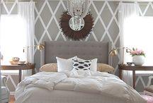 AF's Bedroom / O conforto, a sofisticação, para amar descançar, sonhar e planejar. ( 19.03.2014 )