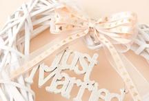 Wedding Themed Ribbons