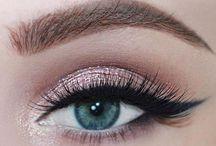 make up olhos
