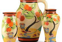 Clarice Cliff / Clarice Cliff ceramics from established ceramics dealer Andrew Muir