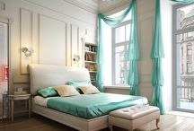 Romantic Bedrooms / Create an oasis to relax, rejuvenate, and re-energize with these great bedroom ideas.