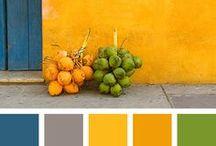 παλέτα χρωμάτων