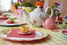 Tea Parties / by Elizabeth