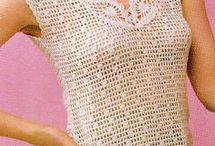 Blusas tejidas