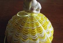 Bead knitting