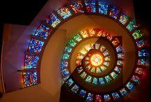 FibonacciLikes / spiraling out