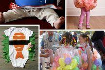 masky na karneval / kostymi