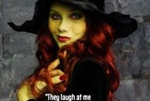 Witchery and .