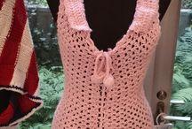 カギ針編み関係