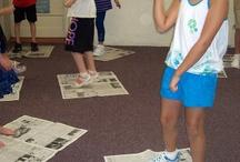 Montessori - inside / outside play