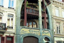 Art Nouveau Architecture / by Mike Jackson, FAIA