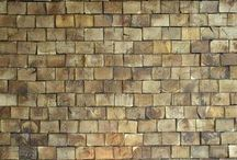 Walls & Doors; Windows & Floors / by Mary Martin