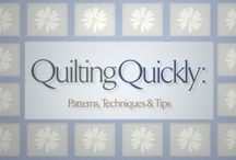 Books Worth Reading / any quilting magazines or books / by Maretta Warner
